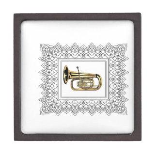 tuba cubed jewelry box