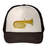 Tuba de oro gorro