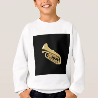 """Tuba"" design gifts and products Sweatshirt"