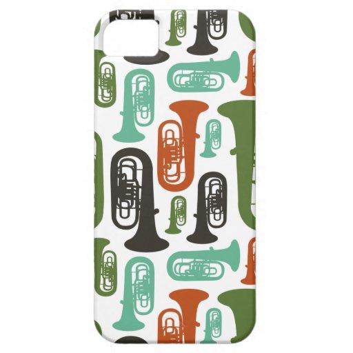 Tuba iPhone 5 Cover