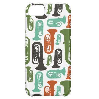 Tuba iPhone 5C Cases
