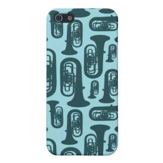 Tuba iPhone Case iPhone 5 Cover