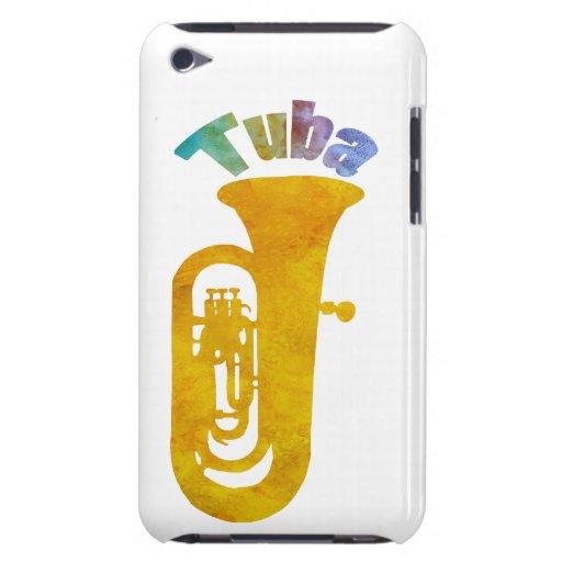 ¡Tuba! iPod Touch Fundas