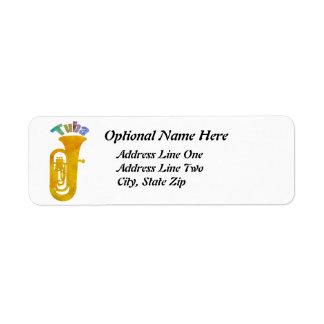 Tuba! Label