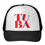 TUBA MESH HATS