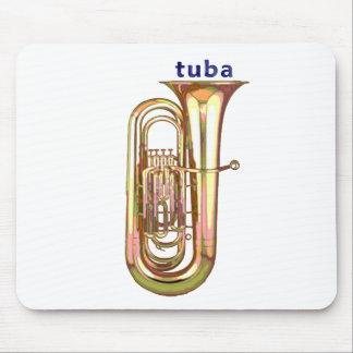 Tuba Mouse Pads