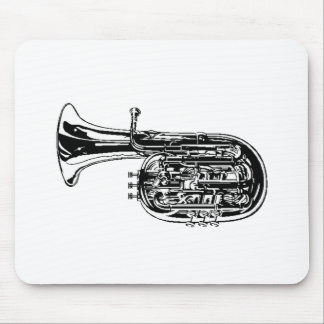 Tuba Mousepads