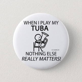 Tuba Nothing Else Matters Button