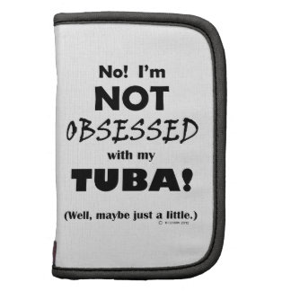 Tuba obsesionada planificadores
