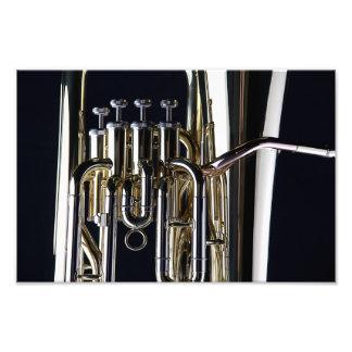Tuba Photograph Image