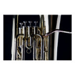 Tuba Photograph Image Poster
