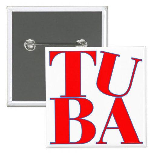 TUBA PINS