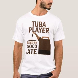 Tuba Player (Funny) Chocolate T-Shirt