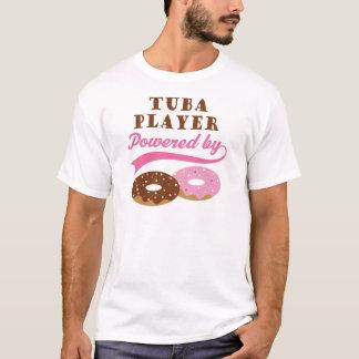 Tuba Player Funny Gift T-Shirt