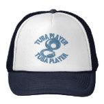 Tuba Player Mesh Hats