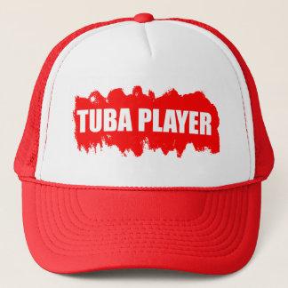 Tuba Player Trucker Hat