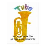 Tuba! Post Card