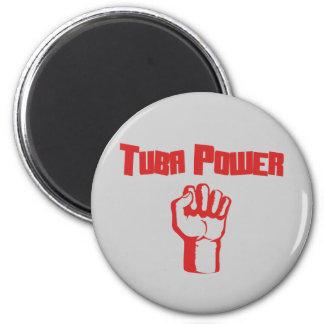 Tuba Power Magnet
