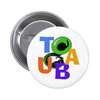 TUBA Scramble Pinback Button