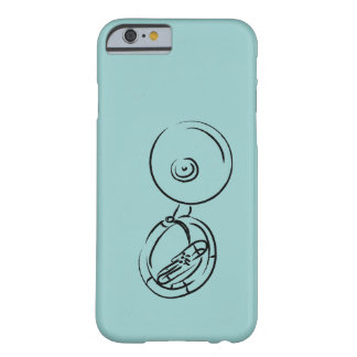 Tuba/Sousaphone Barely There iPhone 6 Case