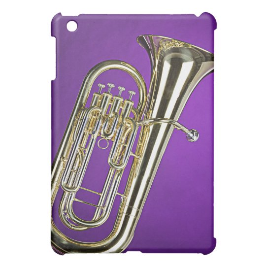 Tuba Sousaphone Ipad for Band Musician Cover For The iPad Mini