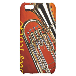 Tuba Sousaphone Iphone Case for Band Musician Case For iPhone 5C