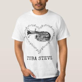 Tuba Steve T-Shirt