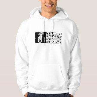 Tuba Survive Hooded Sweatshirt