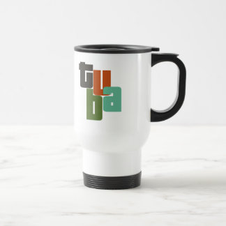 Tuba Type Travel Mug