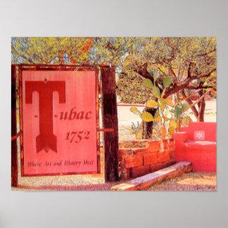 Tubac Corners, Tubac Arizona Canvas Print
