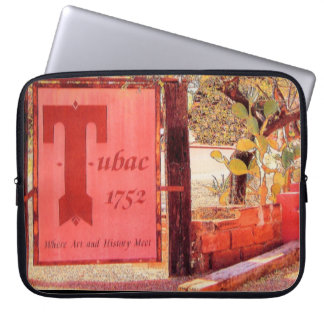 Tubac Corners, Tubac Arizona Laptop Sleeve