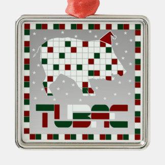 Tubac Javelina Christmas Ornament