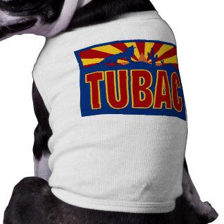 Tubac pet shirt