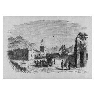 Tubac Presidio 1864 Cutting Board