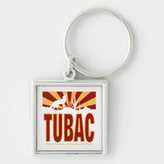 Tubac Presidio Park keychain
