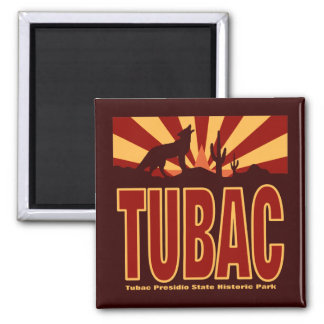 Tubac Presidio Park magnets