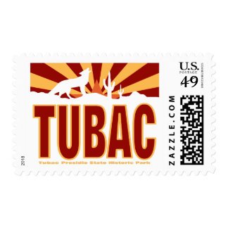 Tubac Presidio Park Postage