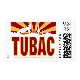 Tubac Presidio Park Postage Stamps