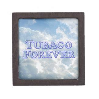 Tubago para siempre - básico cajas de recuerdo de calidad