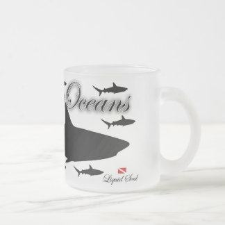 Tubar6ao of the reef - to save our oceans coffee mugs