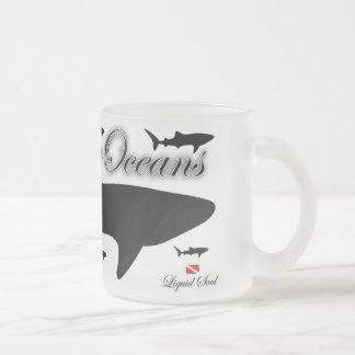 Tubar6ao of whale - to save our oceans coffee mug