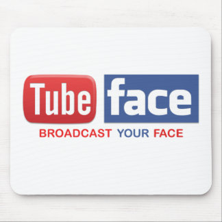 Tube Face Mouse Pad
