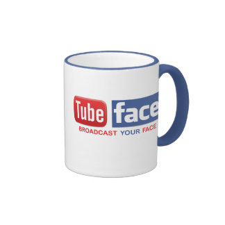 Tube Face Ringer Coffee Mug