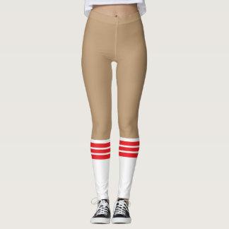 Tube Socks Leggings