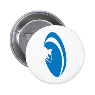 Tube Surfer Blue Buttons
