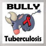 Tuberculosis del matón posters