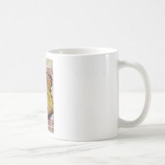 Tuberculosis Classic White Coffee Mug