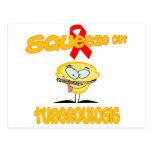 Tuberculosis Tarjeta Postal