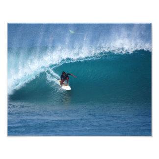Tubería Hawaii del Banzai Fotografías