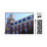 Tubería vieja - 10 de octubre de 2003 sello postal